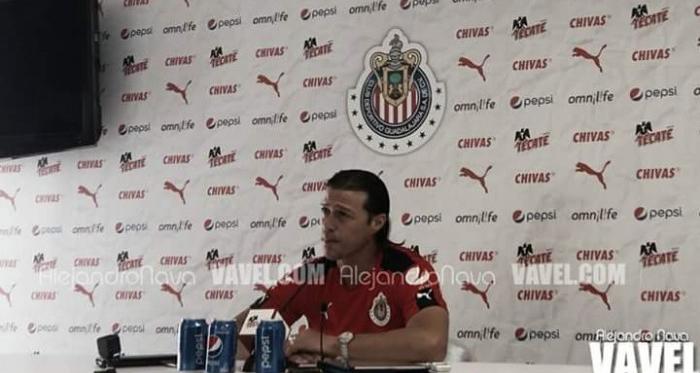 Matías Almeyda ya hizo historia con Chivas. (Foto: Alejandro Nava Aguayo | VAVEL México)