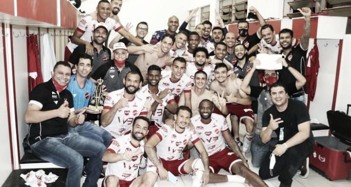 Vila Nova supera Ituano fora de casa e confirma retorno à Série B