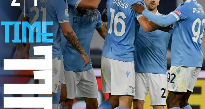 Coppa Italia, la Lazio elimina il Parma e vola ai quarti