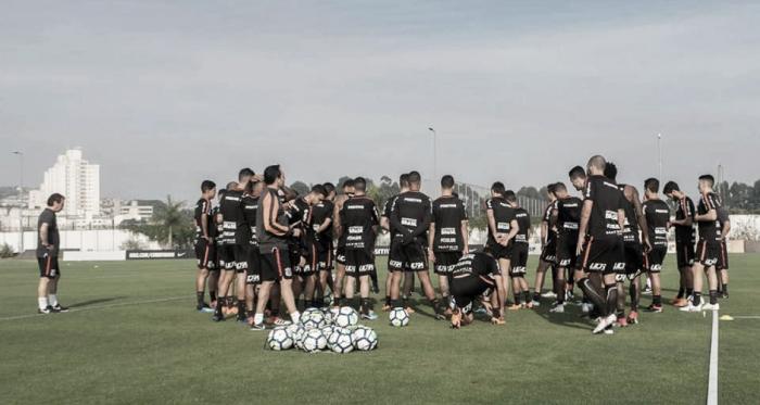 Equipe é quem mais tem atletas emprestados dentre os clubes da Série A (Foto: Daniel Augusto Jr;/Agência Corinthians)