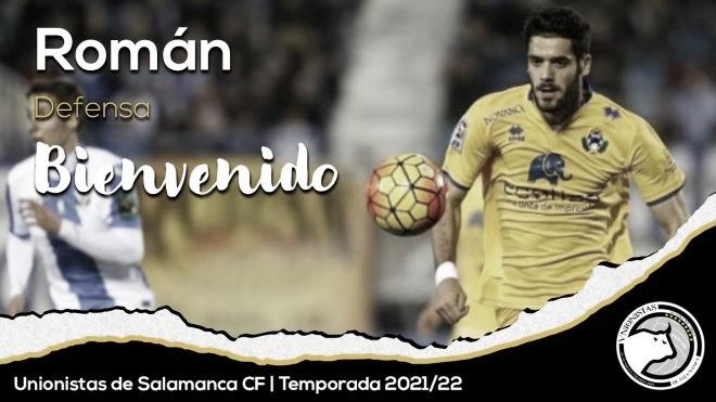 Fernando Román es nuevo jugador de Unionistas