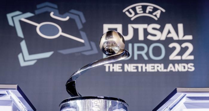 UEFA Futsal Euro 2022: la cita continental cuenta con la fase final definida