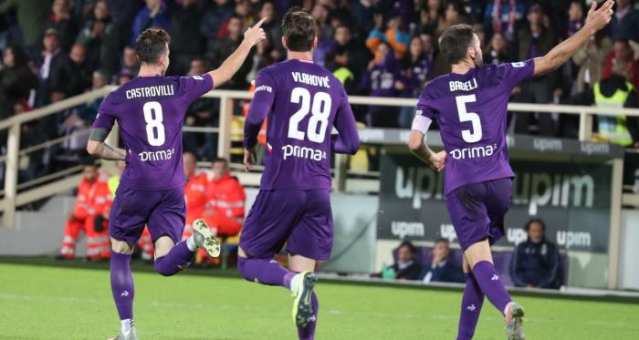 Serie A - Castrovilli riprende Gervinho: tra Fiorentina e Parma è 1-1