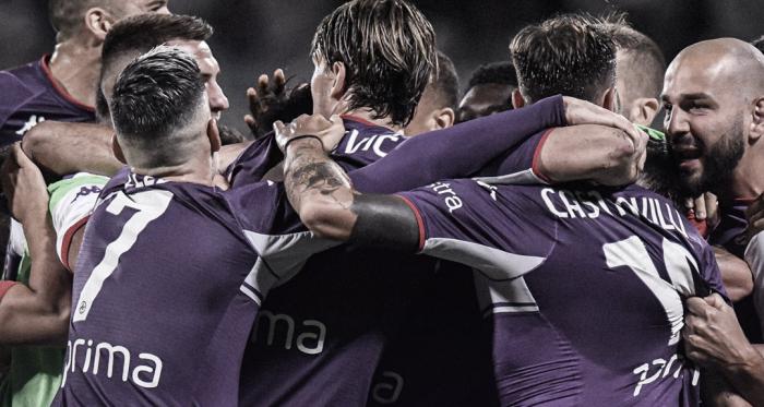 Com gol de Vlahovic, Fiorentina vence primeira na Serie A e mantém tabu contra Torino