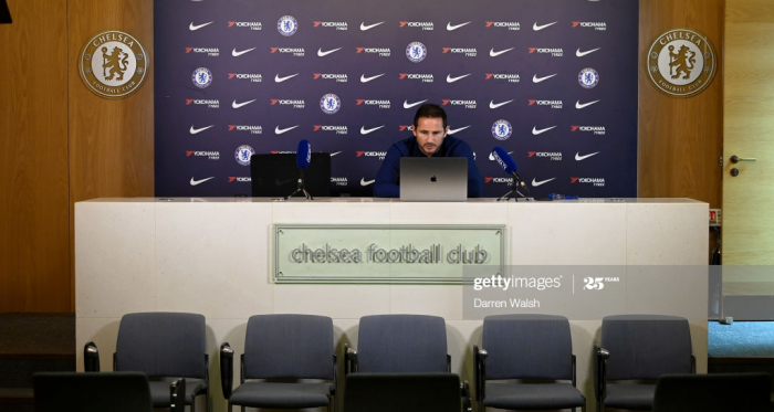 """Frank Lampard: """"We have to treat Norwich with utmost respect."""""""