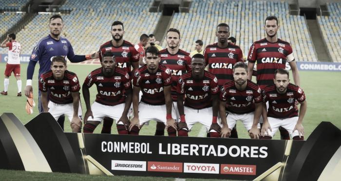 Flamengo joga mal, empata mais uma em casa e perde chance de se isolar na liderança