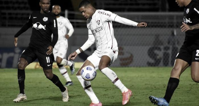 Embalado, Fluminense recebe RB Bragantino pelo Brasileirão