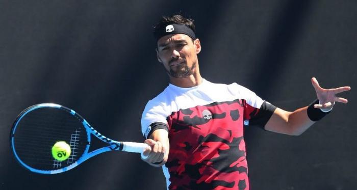ATP Auckland- Day3: avanza Shapovalov, out Cecchinato e Fognini