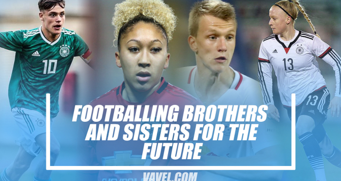 Top 5 footballing brothers and sisters for the future