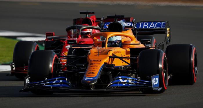 McLaren, inalcanzable para Ferrari