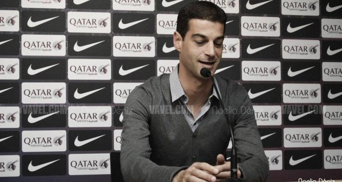 """Gerard López: """"No permitiré que mis jugadores bajen los brazos"""""""