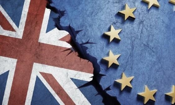 La salida del Reino Unido de la Unión Europea comenzó en 2016. Fuente: Pinterest.