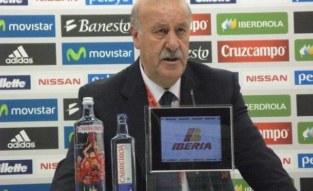 """Vicente del Bosque: """"Fue un partido incómodo"""""""