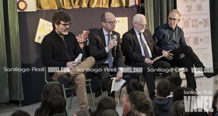 La Fundació Barça y la Cruz Roja seunen en un nuevo proyecto. | Fotografía: Santiago Arxé (VAVEL.com)