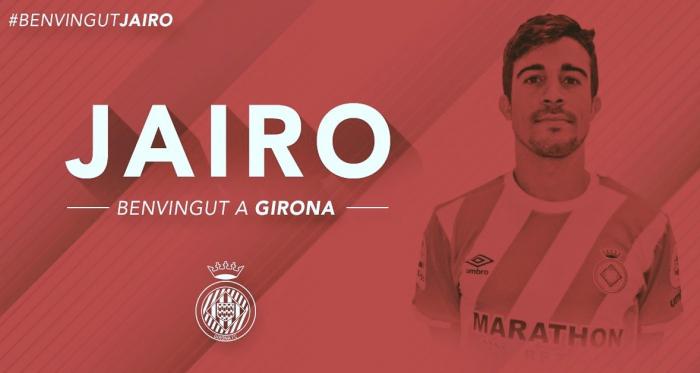 Jairo Izquierdo ficha por el Girona