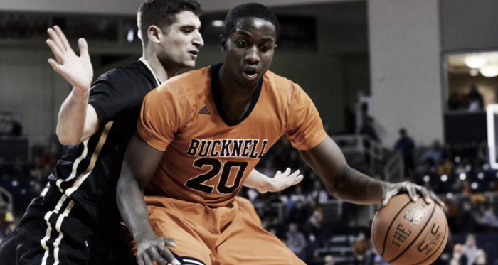 Photo: Bucknell athletics website