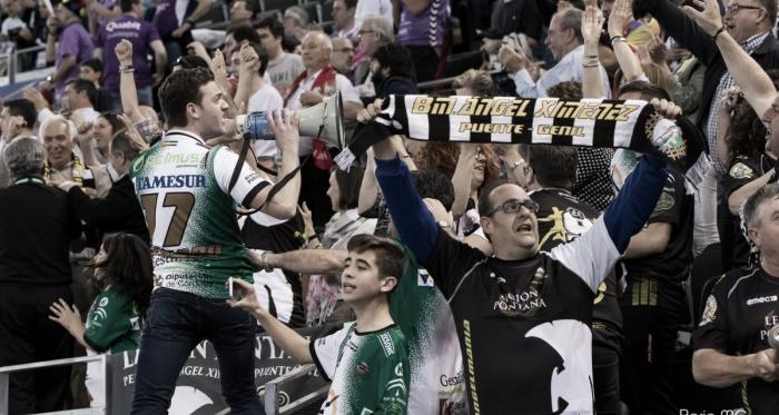 Fotos e imágenes del Fraikin BM Granollers 29-31 Ángel Ximénez Avia PG, en cuartos de final de la Copa del Rey