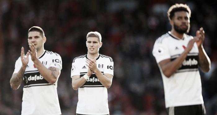 Fulham no levanta la cabeza y la lucha por no descender ha comenzado | Foto: Premier League