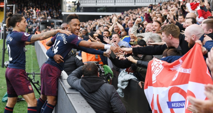 Arsenal appear a far happier team under Unai Emery | Photo: Stuart MacFarlane