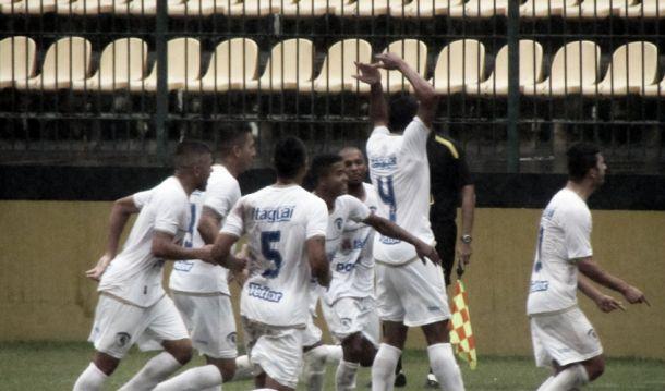 Tigres vence Goytacaz e está na final da Taça Corcovado (Foto: Futrio)