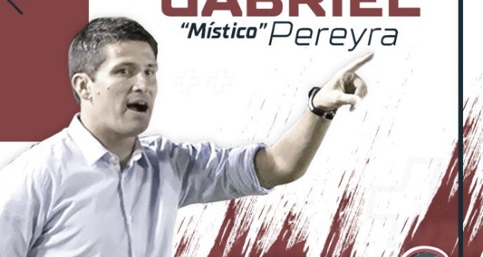 Gabriel Pereyra, nuevo técnico de Cimarrones