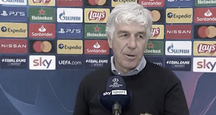 Gasperini dispara contra arbitragem após derrota para o Real Madrid