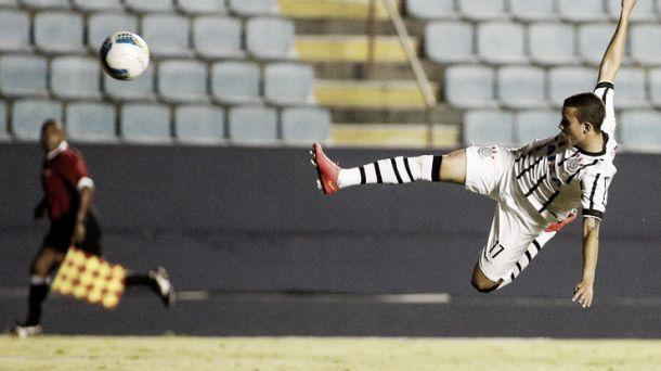 Com nova goleada, Corinthians passa por cima do Barueri e avança com 100% de aproveitamento na Copinha
