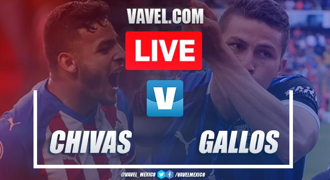 Goals and Highlights: Chivas Guadalajara vs Querétaro (3-2), 2019 Liga MX