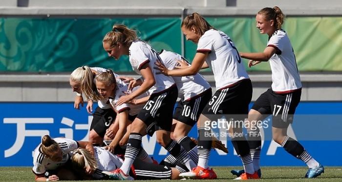 Venezuela under-17 1-2 Germany under-17: Gwinn gets Germans off to perfect start