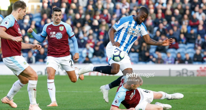 Huddersfield Town will be looking to get back to winning ways against Burnley on Wednesday. (picture: Getty Images / John Early).