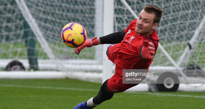 Simon Mignolet accepts playing second-fiddle to Alisson but is coy on his future