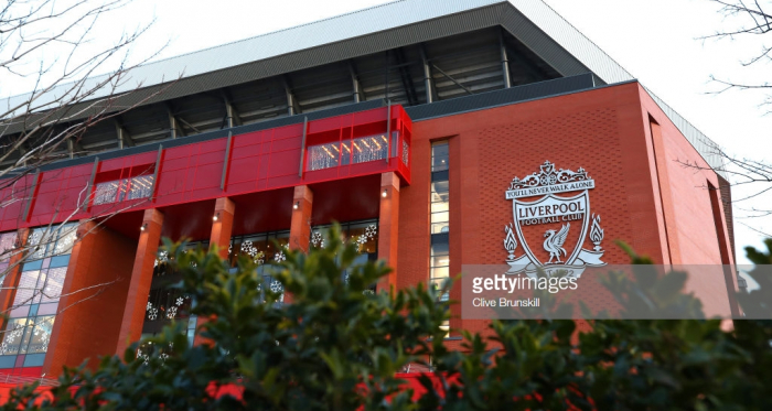 Leicester travel to Anfield Wednesday night in the Premier League.  Photo: Getty/ Clive Brunskill