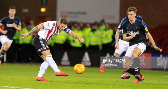 Sheffield United 1-0 Middlesbrough: Blades secure a vital three points in the Championship. (picture: Getty Images / Conor Molloy)