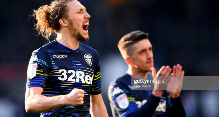 Derby County 0 - 1 Leeds United: Roofe on fire in play-off semi-final