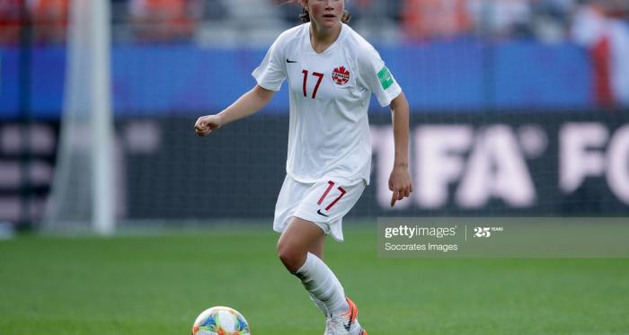 Canada international Jessie Fleming joins Chelsea