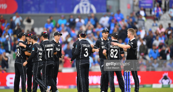 2019 Cricket World Cup: New Zealand reach World Cup final after beating India in thriller