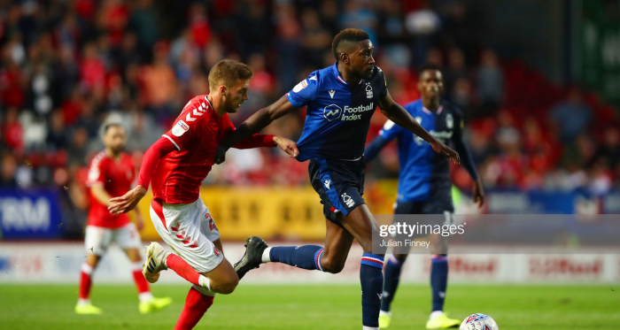 Charlton 1-1 Nottingham Forest - Forest strike late to earn a share of the spoils