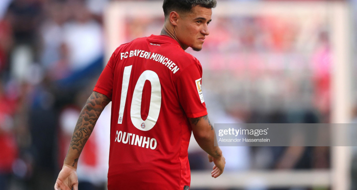 Philippe Coutinho: 'It was an honour to work with Jurgen Klopp'