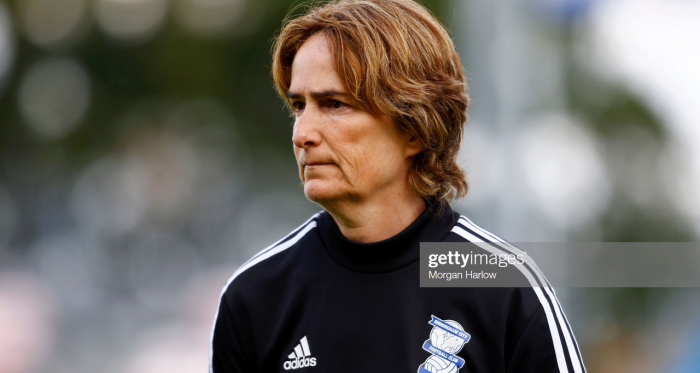 Marta Tejedor leaves Birmingham City