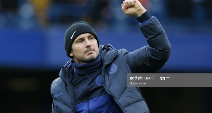 Inside the managerial mind of Frank Lampard