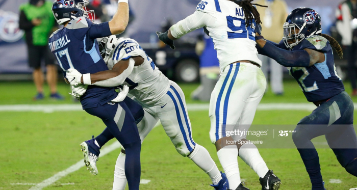Indianapolis Colts Vs Tennessee Titans Preview