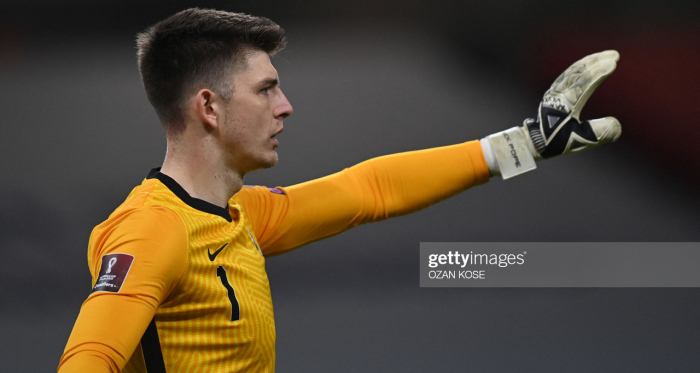 Nick Pope: England's new number one?