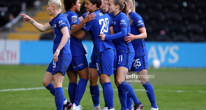Chelsea vs Reading Women's Super League preview: team news, predicted line-ups, ones to watch and how to watch