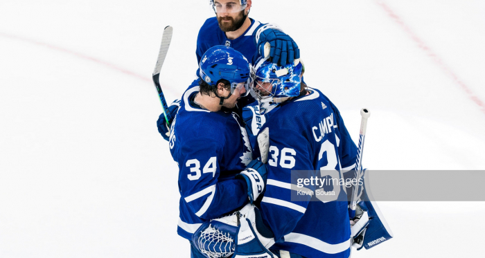 2021 Stanley Cup playoffs: Maple Leafs dominate Canadiens to even up series