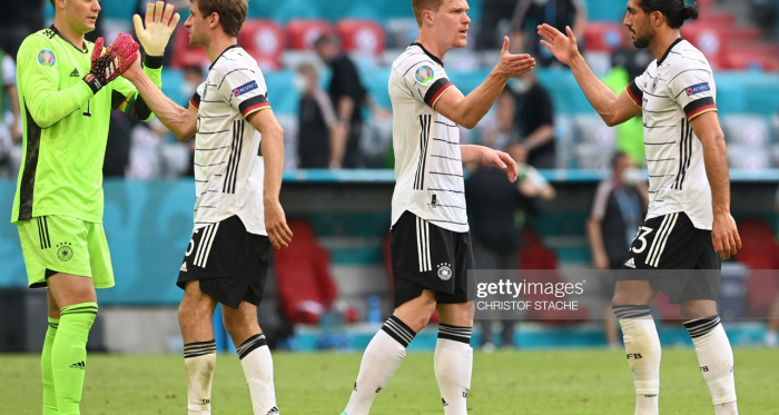 Portugal 2-4 Germany: Die Mannschaft rip apart defending champions