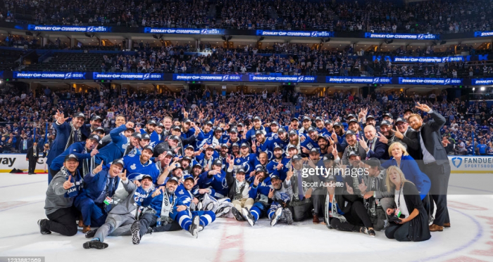2021 Stanley Cup Finals: Lightning claim second straight title after edging Canadiens in Game 5