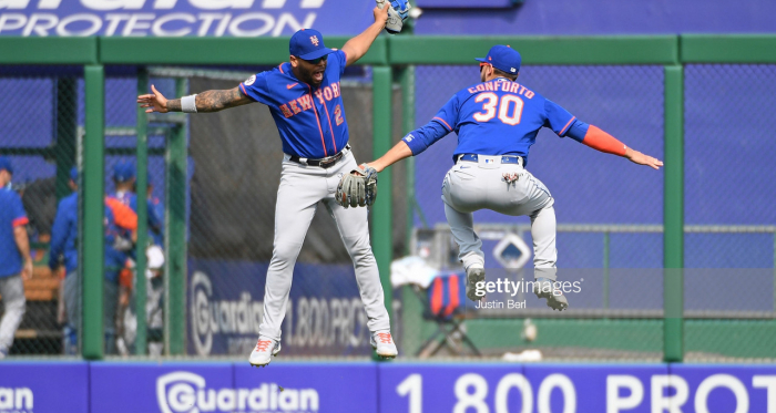 Conforto home run completes remarkable Mets comeback against Pirates