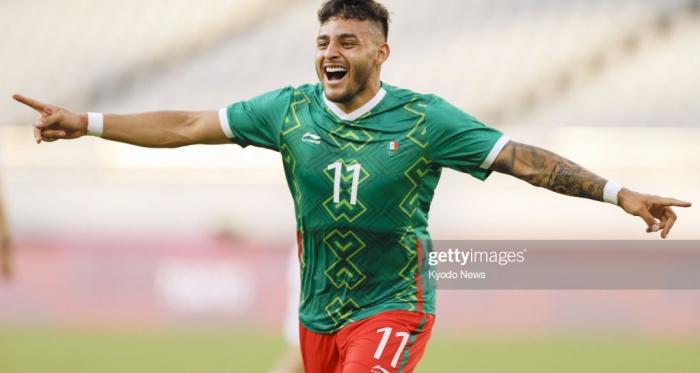 Matter of time until Alexis Vega plays European football