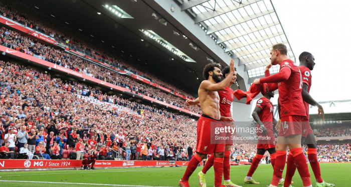 The Warmdown: Liverpool go top of the Premier League with a hard-earned win against Crystal Palace