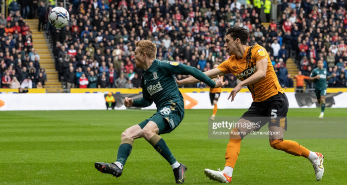 Hull City 2-0 Middlesbrough: Tigers roar to first home win